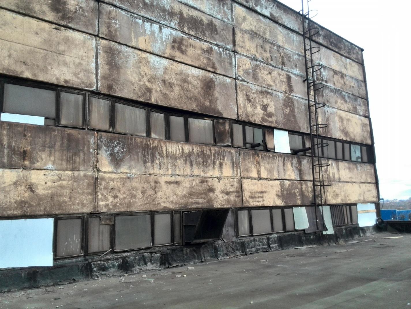 несущие стены - ИСК 2