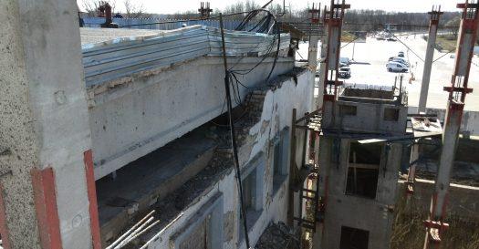 Техническое обследование лифтовых шахт
